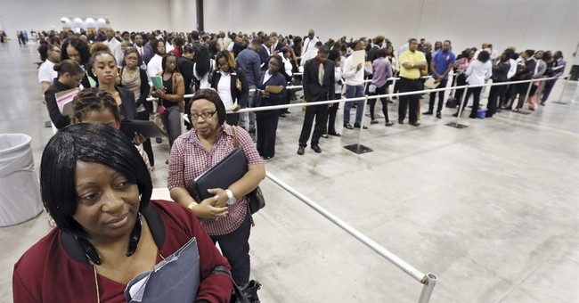US employers add solid 161K jobs; unemployment at 4.9 pct