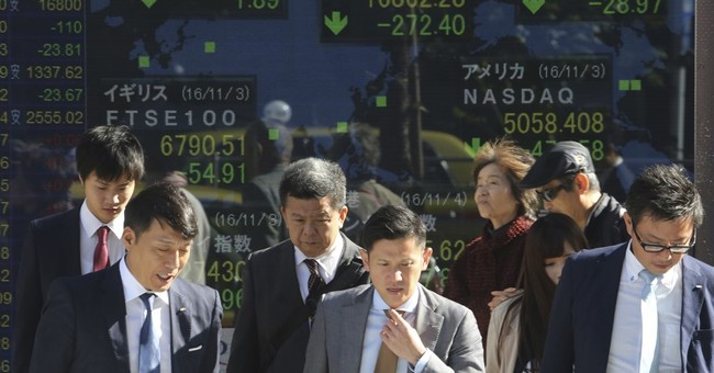 Markets Right Now: Indexes inch higher in midday US trading