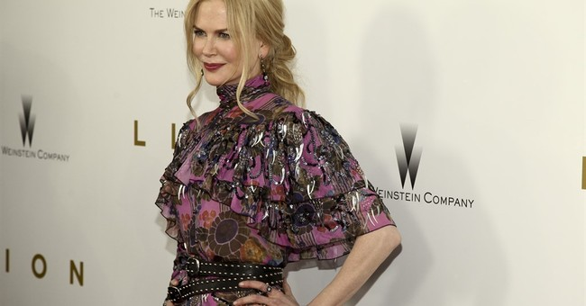 Nicole Kidman speaks out to help women victims of violence