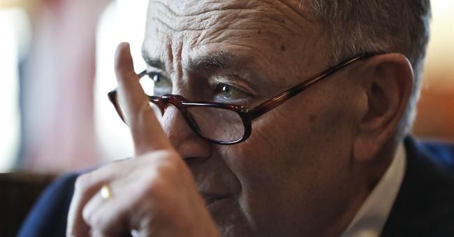 Senate's new top Democrat vows to defend Dodd-Frank