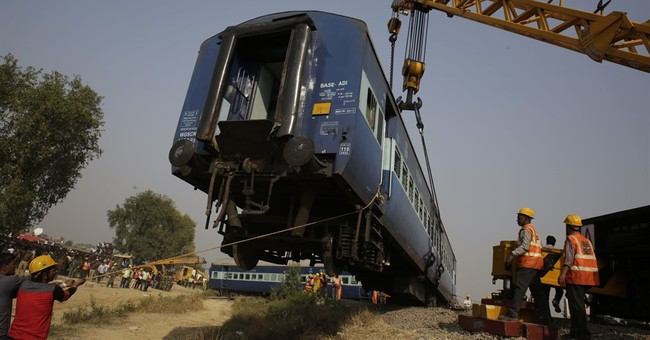 Why Did The Indore-Patna Train Derail?
