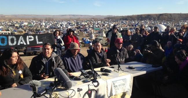 $1000 fine for taking supplies to Dakota pipeline protesters