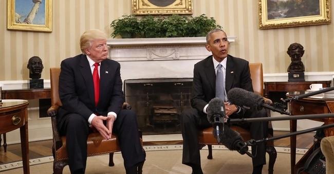 Obama spoke to Trump by phone on Saturday