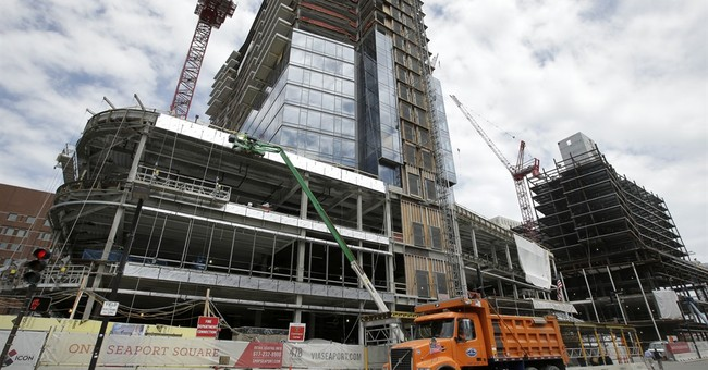 US construction spending up 0.5 percent in October