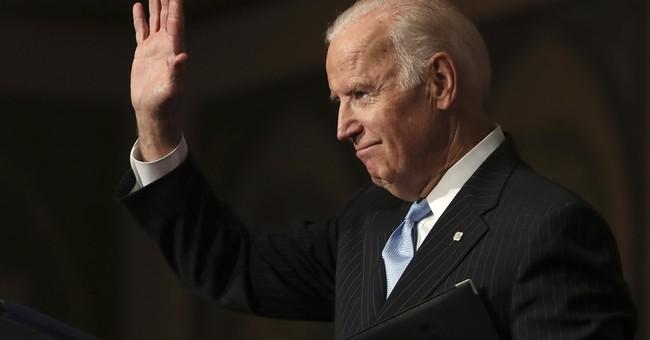 Biden jokes about 2020 bid