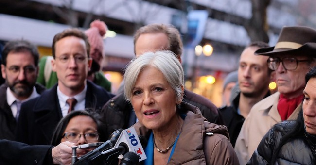 Jill Stein takes her case for a recount to Trump Tower