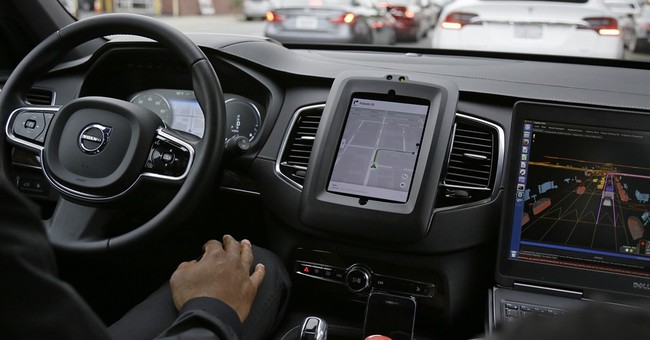 Uber's Self-Driving Service in California Lasted a Full Few Hours