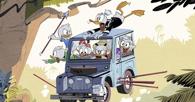DuckTales announces full cast of comedy veterans, Doctor Who star