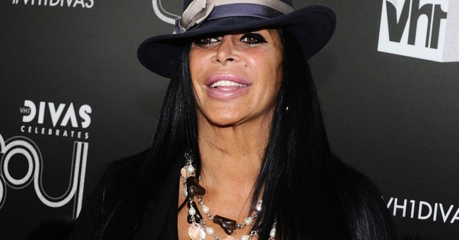 'Mob Wives' Big Ang Remodeled House Already for Sale