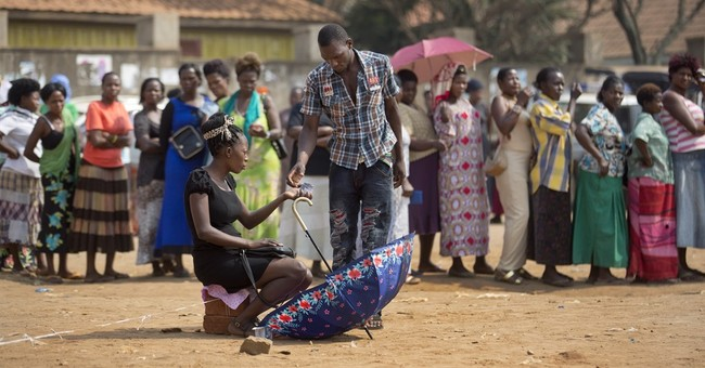 Ugandan forces crack down on protesters amid vote counting