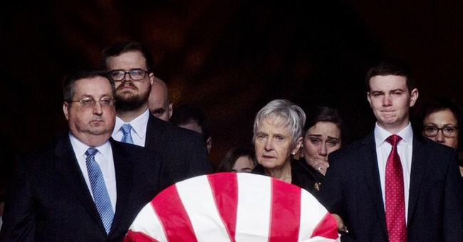 Scalia remembered as man of faith, family and the law