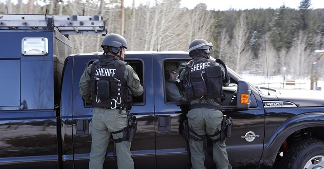 Man who shot Colorado deputies ranted against government