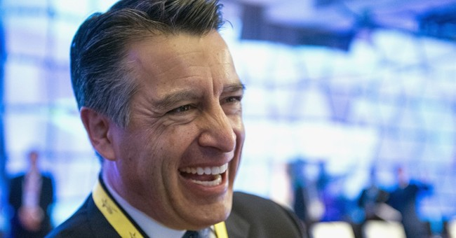 Nevada governor withdraws name from high court consideration