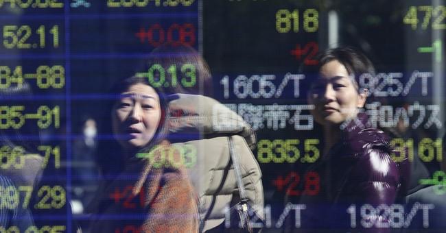US market extends gains, follow global shares higher