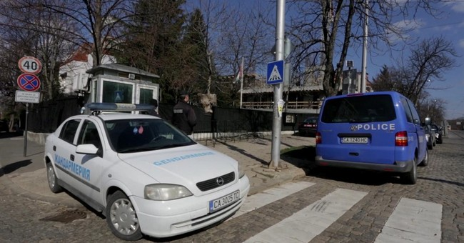 Palestinian fugitive in mystery death at embassy in Bulgaria