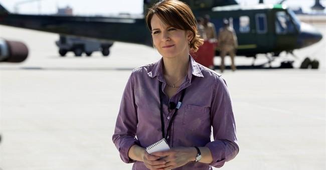 Tina Fey plays rookie reporter in Afghanistan in dark war comedy