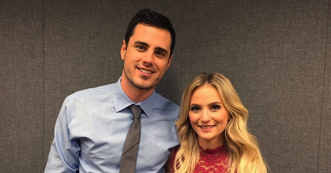 Ben Higgins And Fiancee Lauren Play Couples Game On Jimmy Kimmel