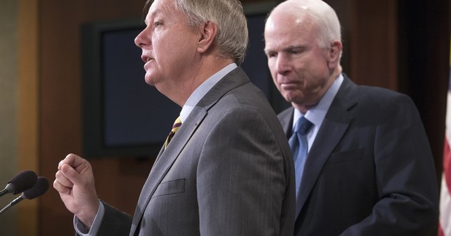 Bipartisan Group Of Senators Call For Panel To Investigate Russian Hacking
