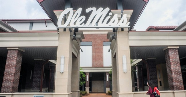 "Ole Miss Dumps ""Dixie"" From Football Games"