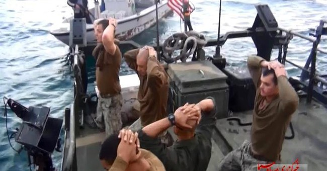 Iran Threatens US: We Have Even More Embarrassing Footage of Your Captured Sailors, You Know