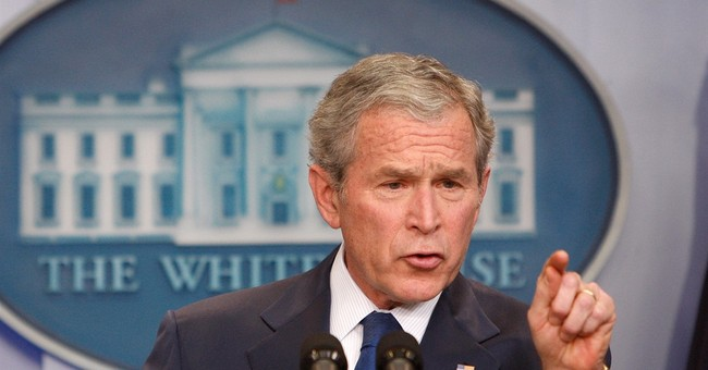 George W. Bush Steps in to Help Save GOP Senate Seats