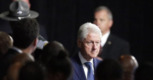 Wait–Bill Clinton Did What To Ensure He Would Run Into Attorney General Loretta Lynch In Phoenix?
