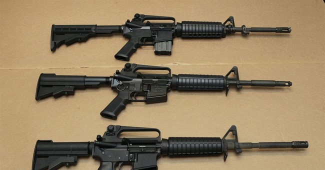 They Don't Want Your AR-15: They Want Everything