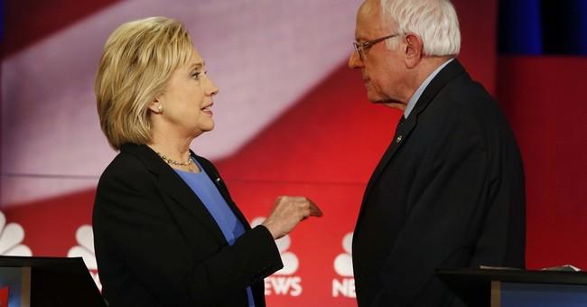 Hillary Rodham Clinton in a panic over Bernie Sanders Iowa poll lead