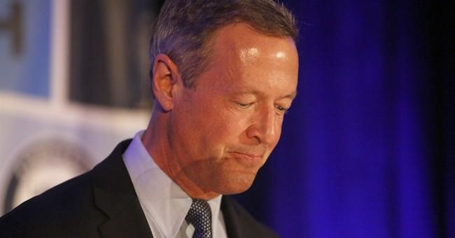Martin O'Malley Suspends Campaign