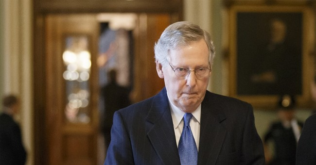 McConnell: We're Delaying Vacation In Order To Override Obama's Veto Of 9/11 Bill