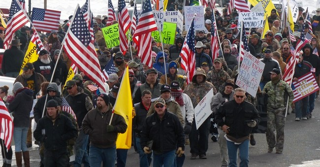 Armed Ranchers Occupy Federal Building in Oregon