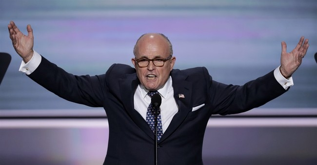 Giuliani: Hey, Radical Islamic Terrorists–We're Coming to Get You
