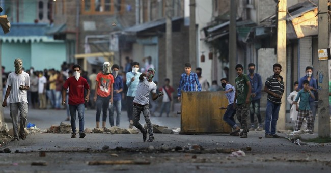 unrest in kashmir essay Capturing conflict, and covering home, in kashmir close to 9,000 civilians were injured and 85 were killed in unrest in who edited this photo essay, is time.