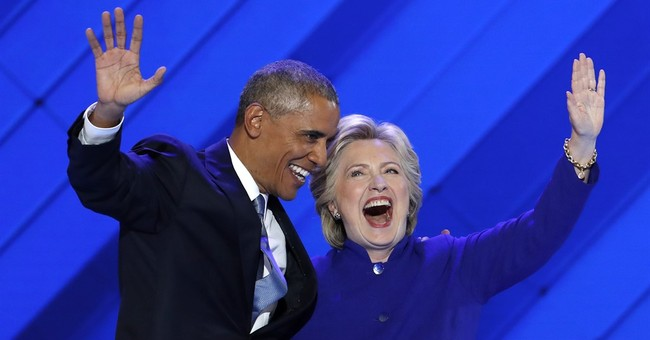 Obama Talks About Himself Nearly 120 Times During Speech about Hillary