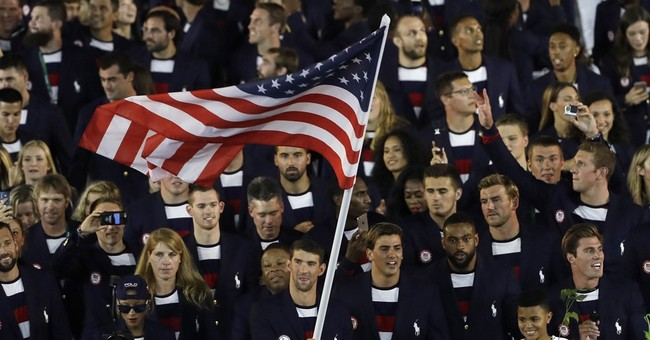 The Problem With Michael Phelps Being Our Flag-Bearer: Too Many White Dudes Have Hogged The Spotlight