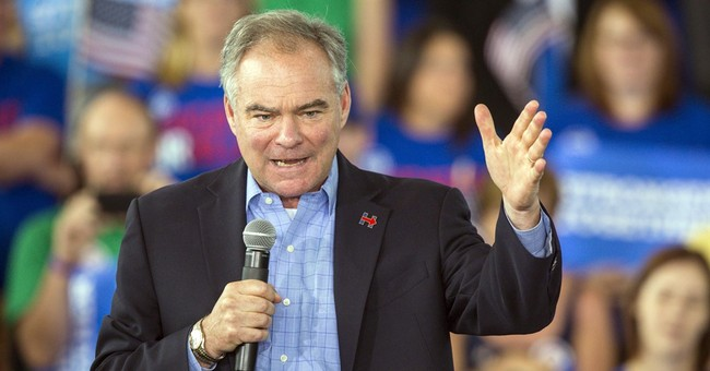 Hillary Clinton, Tim Kaine Hit Donald Trump on National Security