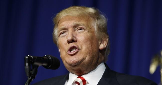 Recent poll puts Trump 45-42 ahead of Clinton