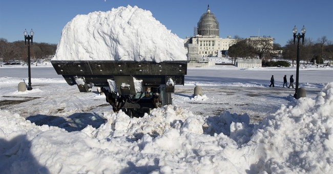 After DC's Snowmageddon - Some Things Should Stay Buried