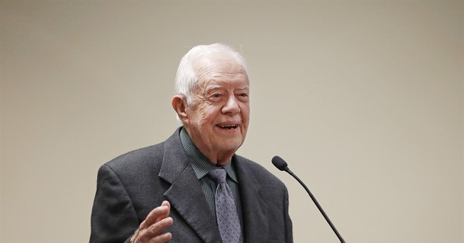 ICYMI: Jimmy Carter Wants Obama To Recognize The Palestinian State Before He Leaves Office