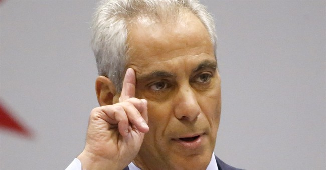 Rahm Emanuel Vows to Keep Chicago a Sanctuary City