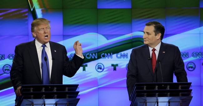 Cruz throws support behind Trump's White House campaign