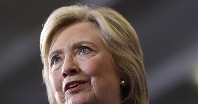 Hillary Cannot Be Trusted to Win the War Against Terrorists