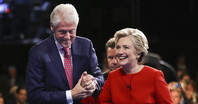 Here We Go: Team Trump Goes After Bill Clinton's Infidelity, Sexual Assault Allegations