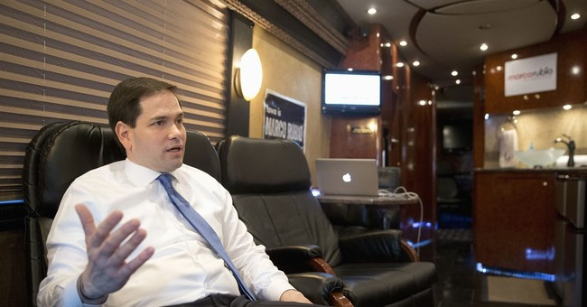 Keep the General Election in Mind and Give Rubio a Chance