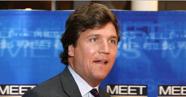 "FOX News taps Tucker Carlson to fill Megyn Kelly's time slot"""