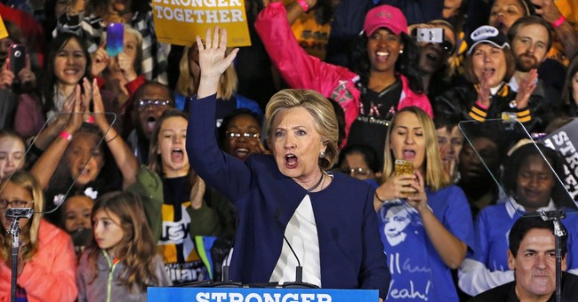 Friendly Reminder, Democrats: Hillary Didn't 'Win' The Majority Of The Popular Vote
