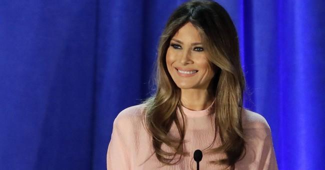 Trump's wife modeled in US prior to getting work visa