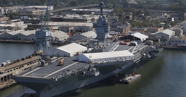Priority: Rebuilding Our US Navy