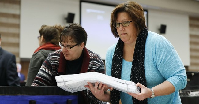 Uh Oh: Half Of Detroit's Ballots Might Be Disqualified Due To Ballot Errors