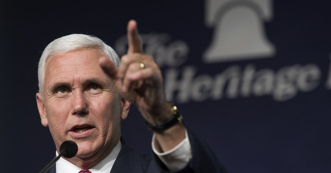 Mike Pence Says Trump Has a Mandate